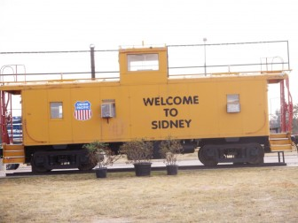 Union Pacific reminds me of my childhood. I lived with the sound of train whistles.